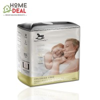 Applecrumby Chlorine Free Premium Pull Up Diapers - XL 18pcs  (Applecrumby 拉伸尿片 XL)