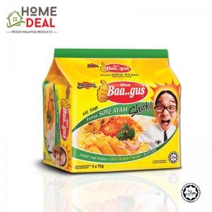 Ibumie Baagus Mi Sup Soto Ayam 375g 派迷苏多鸡汤味