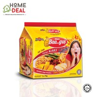 Ibumie Baagus Mi Sup Kari 375g 派迷咖喱汤味