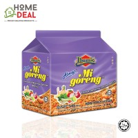 Ibumie Always Mi Goreng Thai Tom Yam 400g 派迷泰式东炎味干捞面