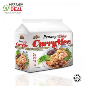 Ibumie Penang White Curry Mee 420g 派迷槟城白咖喱面
