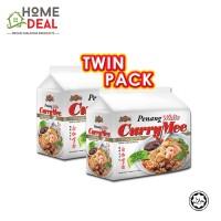 Ibumie Penang White Curry Mee 420g (TWINPACK) 派迷槟城白咖喱面