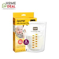 Japlo iPump - Milk Storage Bag 6 pcs (佳儿乐泵储存袋-6袋装)