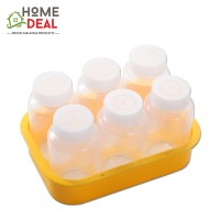 Japlo iPump - Milk Storage Bottle 6pcs (佳儿乐储奶瓶-6瓶)
