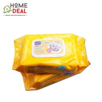 Japlo Baby Wipes Unscented (Twin Packs) 80 sheets (佳儿乐新生儿手口湿纸巾 (原味 80片*2包)