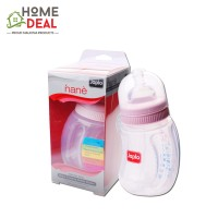 Japlo Nane Nature Grip Feeding Bottle 320ml (佳乐儿 專利防脹氣寬口徑奶瓶)