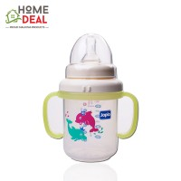 Japlo PP Baby Mug with Nipple 180ml (佳儿乐 自然啜饮杯)