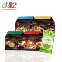 Red Chef Instant Noodles FREE 1 pack Pesso Mos-No-Bite Wet Tissue