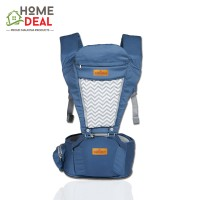 EZbaby - Urban Comfort Baby Hipseat Carrier (Blue) (都市婴儿潮座-蓝色)