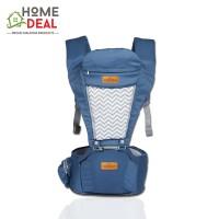 EZbaby - Urban Comfort Baby Hipseat Carrier (Blue)