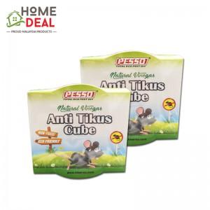 Pesso Eco Anti Tikus Cubes (TWIN PACK) PESSO防老鼠立方体 (双优惠)