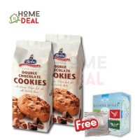 Merba Patisserie Double Chocolate Cookies 2x Free 1 Sachet Rhymba Hills