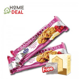 Merba Cranberry Cookies 2x Free 1 Sachet Rhymba Hills Exquisite Blends