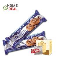 Merba Chocolate Cookies  2x Free 1 Sachet Rhymba Hills Exquisite Blends