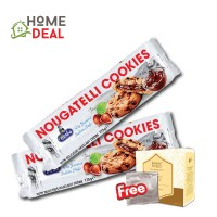 Merba Nougatelli Cookies 2x Free 1 Sachet Rhymba Hills Exquisite Blends