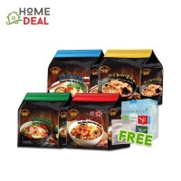 Red Chef Noodles [Free 1sachet Rhymba Hills]