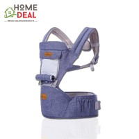 EZbaby - Urban Wilo Ergonomic Baby Carrier (Blue)