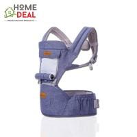 EZbaby - Urban Wilo Ergonomic Baby Carrier (Blue)