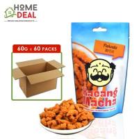Kacang Macha - Pakoda - 60 grams x 60 packs (Wholesale)