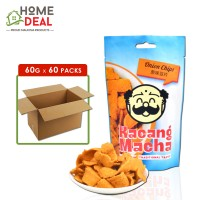 Kacang Macha - Onion Chips - 60 grams x 60 packs (Wholesale)