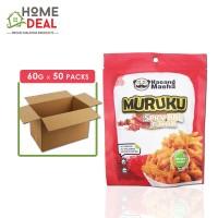 Kacang Macha - Spicy BBQ Muruku - 60 grams x 50 packs (Wholesale)