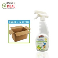 Baby Organix - Naturally Kinder Car Seat, Stroller & Nursery Cleanser - 500 ml x 12 bottles (Wholesale)