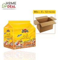 Ibumie - Mi Goreng Kari Kapitan - 80 grams x 5 x 12 packs (Wholesale)