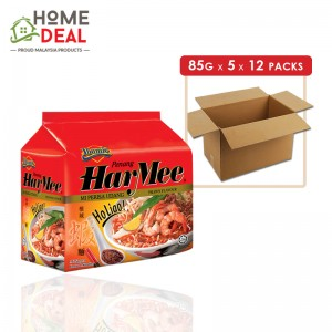 Ibumie - Penang Har Mee - 85 grams x 5 x 12 packs (Wholesale)