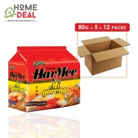 Ibumie - Penang Har Mee Mi Goreng - 80 grams x 5 x 12 packs (Wholesale)