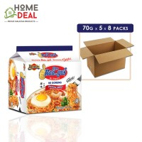 Ibumie - Baagus Mi Goreng Asli - 70 grams x 5 x 8 packs (Wholesale)