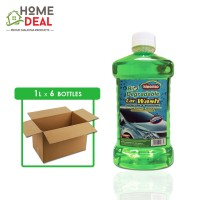 Kleenso - Biodegradable Car Wash - 1 Liter x 6 Bottles  (Wholesale)
