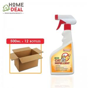 Pesso - Cat Repellent - 500 ml x 12 bottles (Wholesale)