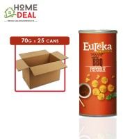 Eureka - Popcorn Paper Can BBQ - 70 grams x 25 cans (Wholesale)