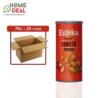 Eureka - Popcorn Paper Can Tomato - 70 grams x 25 cans (Wholesale)