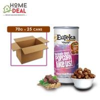 Eureka - Popcorn Paper Can Cocoa Malt - 70 grams x 25 cans (Wholesale)