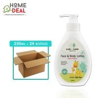 Kath + Belle - Face & Body Lotion (Peach) - 250 ml x 24 bottles (Wholesale)