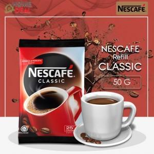 NESCAFE- CLASSIC Refill 50g