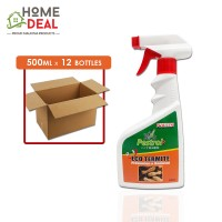 Pesso - 2-in-1 Eco Termite Removal 500ml x 12 bottles (Wholesale)