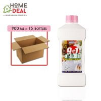 Kleenso - 9-in-1 Floor Cleaner Pink 900ml x 15 bottles (Wholesale)