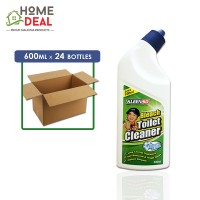 Kleenso - Bleach Toilet Cleaner 600ml x 24 bottles (Wholesale)