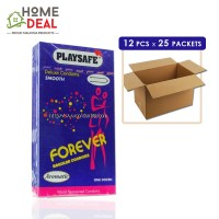 Playsafe - Forever Regular Condoms 12's x 25 boxes (Wholesale)