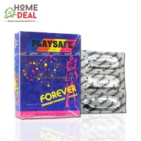 Playsafe - Forever Regular Condoms 3's