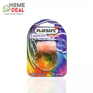 Playsafe - EasyPack Lighted Vibradom