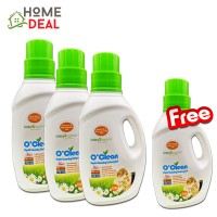 Buy 3 FREE 1 Baby Organix O'Clean Liquid Laundry Detergent 1 LITRE