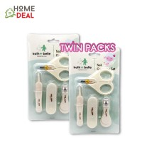 Kath + Belle Nail Grooming Set- TWIN PACK