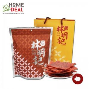Lim Meng Kee - Dried Meat (Sliced Pork) 500gm 林明记-切片猪肉干 500克