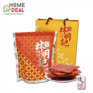 Lim Meng Kee - Dried Meat (Couple - 2in1) 500gm 林明记情侣(2合1)肉干 500克
