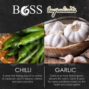 BOSS- Happy Boss Chilli Sauce 270g