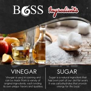 BOSS- Crazy Boss Chilli Sauce 270g