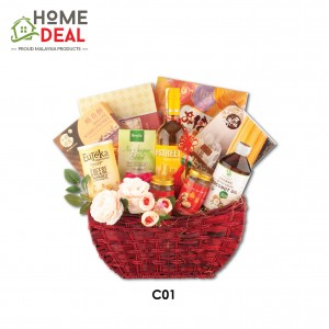 Chinese New Year 2019 Decorative Gift Hamper C01